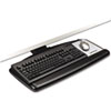 keyboard & mouse drawers & platforms: 3M Easy Adjust Keyboard Tray
