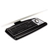 keyboard & mouse drawers & platforms: 3M Easy Adjust Keyboard Tray with Standard Platform