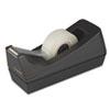 "3M Scotch® 1"" Core Desk Tape Dispensers MMM C38BK"