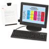 3M 3M Document Holder for Flat Panel Monitors MMM DH445