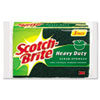 Ring Panel Link Filters Economy: Scotch-Brite™ Heavy-Duty Scrub Sponge