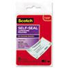 3M Scotch® Self-Sealing Laminating Pouches MMM LS851G