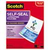 3M Scotch® Self-Sealing Laminating Sheets MMM LS85425G