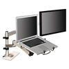 platforms stands and shelves: 3M™ Monitor Arm Laptop Adapter