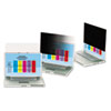 privacy screen: 3M Blackout Netbook/Notebook/LCD Privacy Filter