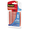 3M Scotch® Reusable Mounting Tabs MMM R101