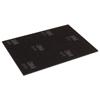 3M Surface Preparation Pad Sheets, 12 x 18, Maroon, 10/Carton MMM SPP12X18