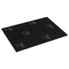 "Floor Care Equipment: Surface Preparation Pad Sheets, 14"" x 32"", Maroon, 10/Carton"