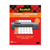 3M Scotch® Laminating Pouches MMM TP3854100