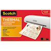 3M Scotch® Laminating Pouches MMM TP385625