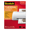 3M Scotch™ Laminating Pouches MMM TP5854100