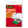 3M Scotch® Laminating Pouches MMM TP590320