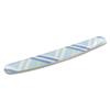 3M 3M Fun Design Clear Gel Keyboard Wrist Rest MMM WR308PL