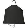 workwear aprons: Monarch Brands - Black Spun Poly Apron, 33 x 30, Black, 1 Dozen