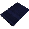 Monarch Brands TRUE Color 25 x 52 Ring Spun 10.5LB Bath Towel, 1 Dozen MNB BATH-NAVY