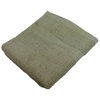 Monarch Brands TRUE Color 16 x 27 Ring Spun 3 LB Hand Towel, 1 Dozen MNB HAND-BEIGE