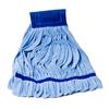 monarch brands: Monarch Brands - Blue Microfiber Tube Mop, 18 oz, 1 Dozen