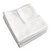 Monarch Brands White Microfiber Cloth, 16 x 16, 49 gram, 1 Dozen MNB M915100W