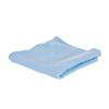 Monarch Brands Blue Microfiber Waffle Cloth, 55 gram, 1 Dozen MNB M915104B