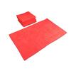 Monarch Brands Smart Choice™ Microfiber Red 80 Gram Hand Towels, 16 x 27, 1 Dozen MNB M915105R