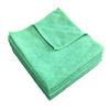 Monarch Brands Green 12 x 12 Microfiber Cloth, 30 gram MNB M915112G