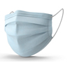 Monarch Brands Level 1 3-Ply Disposable Surgical Face Masks. 2,000 Units MNBMASK-3PLY