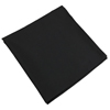 Monarch Brands Black Spun Poly Napkins, 20 x 20 MNBNAP-B-SPUN
