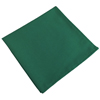 Monarch Brands Green Spun Poly Napkins, 20 x 20 MNBNAP-GREEN-SPUN