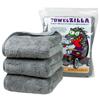 Monarch Brands TowelZilla 18x30 Super Plush Microfiber Car Detailing/Drying Towel MNB PNP-PLUSH-1830
