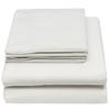 monarch brands: Monarch Brands - Lulworth 180 Queen Flat Sheet, 1 Dozen