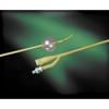 Bard Medical Foley Catheter Bardex Lubricath 2-Way Carson Model 5 cc Balloon 18 Fr. Hydrophilic Polymer Coated Latex MON 10021918