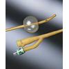 Bard Medical Foley Catheter Bardex Lubricath 2-Way Carson Model 5 cc Balloon 22 Fr. Hydrophilic Polymer Coated Latex MON 10021922