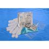 Cure Medical Catheter Insertion Tray With Zip Lock Bag, 100/CS MON 831572CS