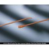 Bard Medical Urethral Catheter Tiemann / Olive Tip Red Rubber 18 Fr. MON10101902