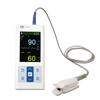 Medtronic Handheld Pulse Oximeter Nellcor PM10N Battery Operated Audible and Visual Alarm MON10165900