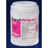 Disinfectant: Metrex Research - Multi-Purpose Disinfectant CaviWipes® Wipe 220 Wipes Pull-Up Disposable, 220 EA/CN