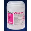 cleaning chemicals, brushes, hand wipers, sponges, squeegees: Metrex Research - CaviWipes™ Surface Disinfectant, 220/CN, 12CN/CS