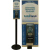 soaps and hand sanitizers: Safehands - Alcohol Free Hand Sanitizer 1000 mL Benzalkonium Chloride Foamer Cartridge