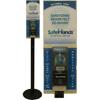 instant foam sanitizer: Safehands - Alcohol Free Hand Sanitizer 1000 mL Benzalkonium Chloride Foamer Cartridge