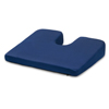 McKesson Compressed Coccyx Cushion 18 W X 14 D X 3 H Inch Foam, 1/ EA MON 10404301