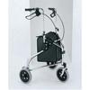 Merits Health Rollator Red Aluminum, 2EA/BX MON 10433800