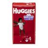 Kimberly Clark Professional Huggies Snug & Dry® Diapers (10518), Size, 4, 12 EA/PK MON 10513100