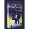 DJO Bell-Horn Calf Length Compression Socks Large MON 10530300