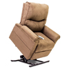 Pride Health Care Pride Health Care 3-Position Lift Recliner Chair, Sand, MON 1042387EA
