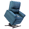 Pride Health Care Pride Health Care 3-Position Lift Recliner Chair, Sky Blue, MON 1042389EA