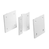 hand sanitizers: PDI - Wall Bracket Sani-Bracket Sani-Hands, Sani-Cloth Canisters (P010600)