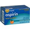 McKesson Pain Relief sunmark 81 mg Strength Tablet 36 per Box MON 696424BX
