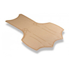 Dukal Super Absorbent Dressing Eclypse Foot Cellulose 13 X 19 Inch Sterile, 5/BX MON 10902100