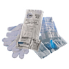 Cure Medical Catheter Insertion Tray With Collection Bag, 100 EA/CS MON 824360CS