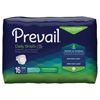 "prevail: First Quality - Prevail® Brief, Heavy Absorbency, Small, (20 to 31""), 16EA/PK, 6PK/CS"